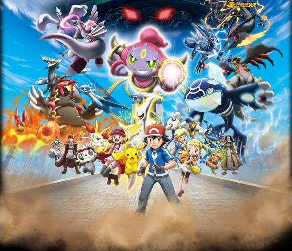 Pokemon Film 18 Stream